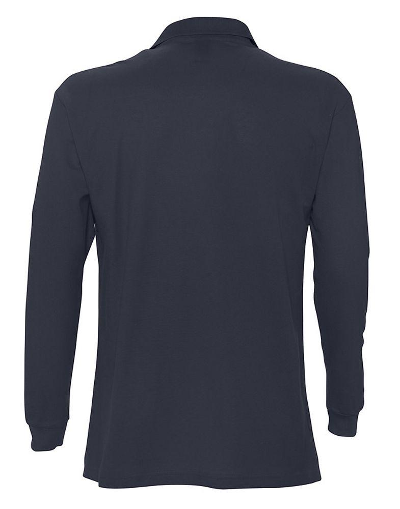 814da58144b77 Рубашка поло мужская с длинным рукавом STAR 170 | Футболки поло с ...