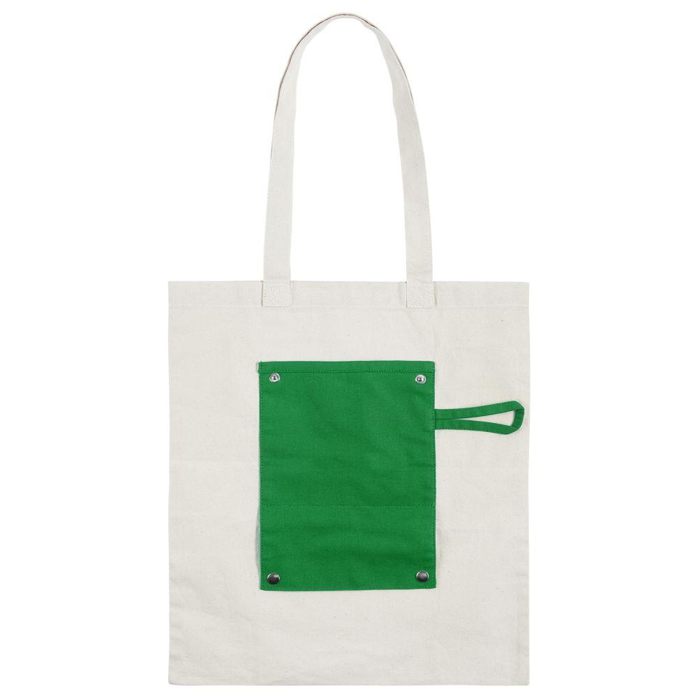 24357bb3e15b Холщовая сумка Dropper с логотипом компании